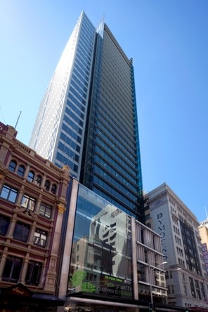 First Post Gfc Tower Opens In Sydney Architecture Amp Design