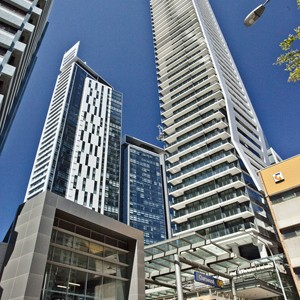 Sydney S Tallest Residential Building In Chatswood