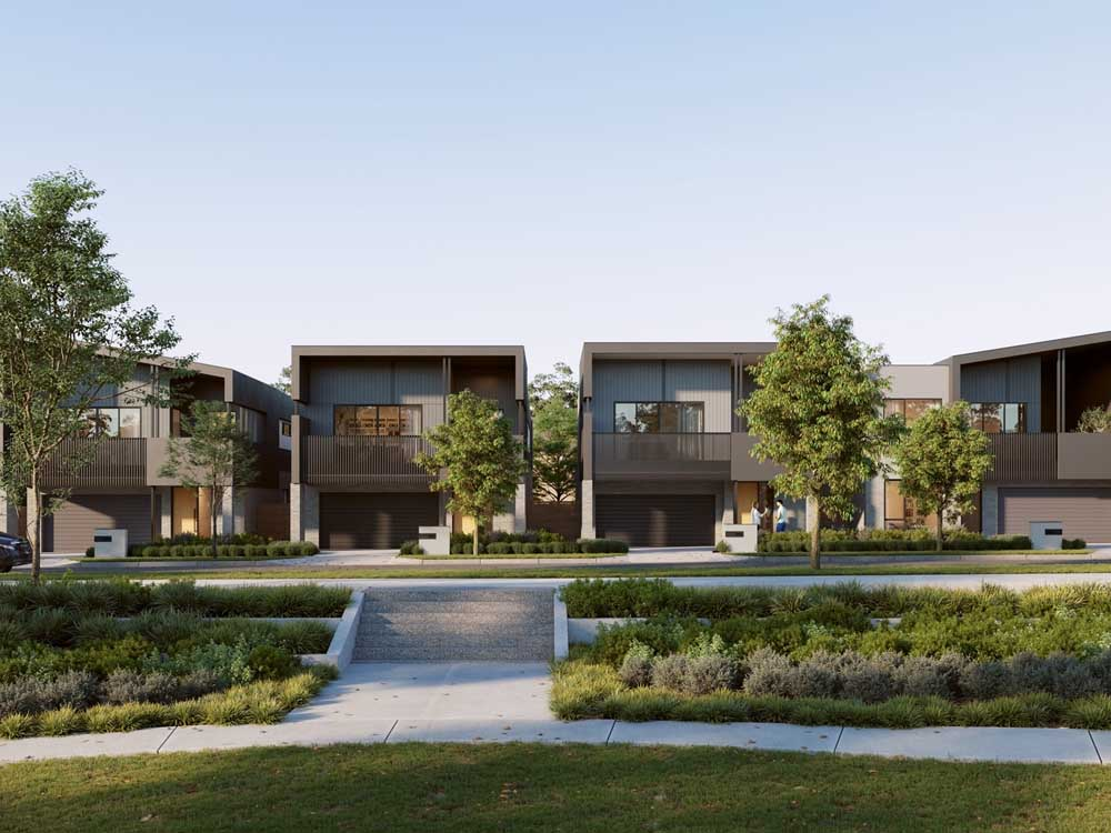 The Reserve Homes DKO Architecture