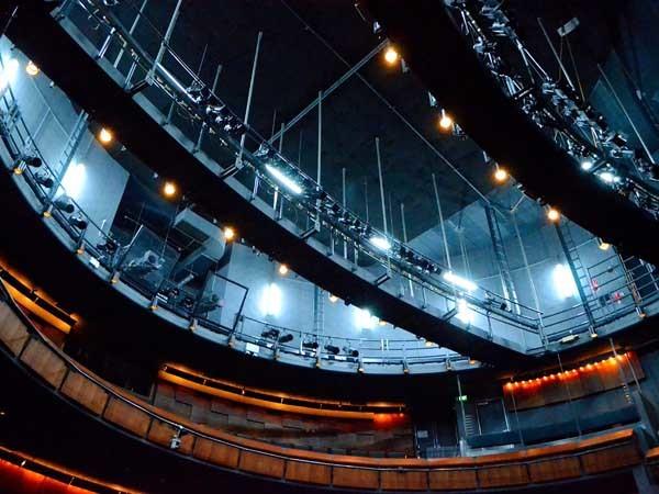 Sound Advice upgrades Canberra Theatre Centre lighting