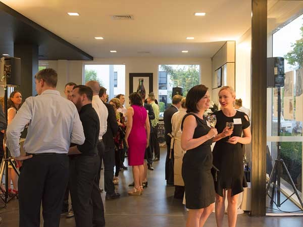 ThomsonAdsett celebrated its brand refresh event at its Brisbane office near the James Street Precinct