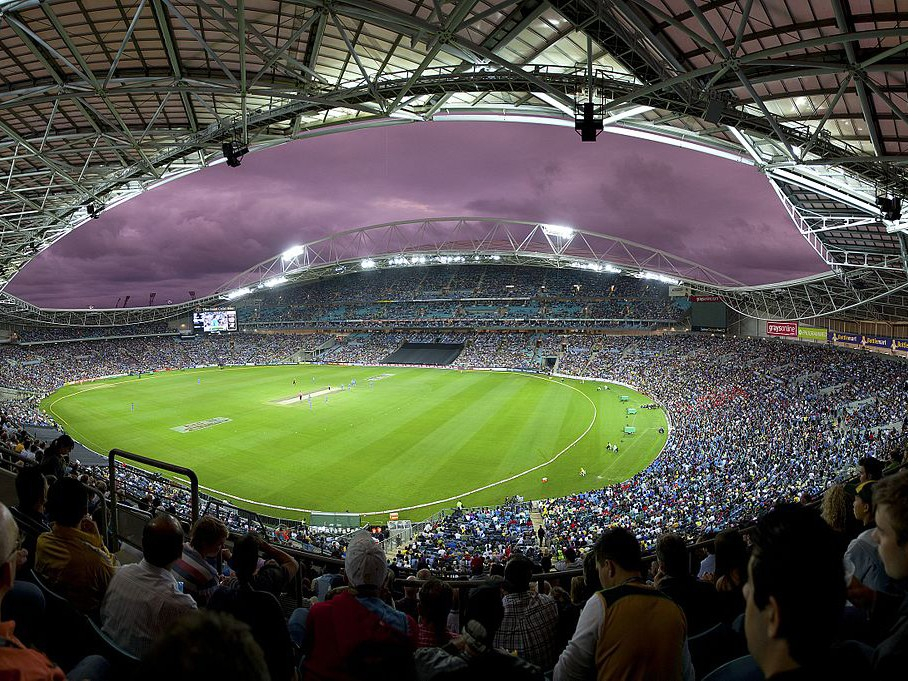The Australian Institute of Architects (AIA) has called into question the recent NSW government announcement to demolish two relatively new sports stadiums in Sydney-the Sydney Football Stadium at Moore Park and the Olympic Stadium at Sydney Olympic Park. Image: Wikipedia