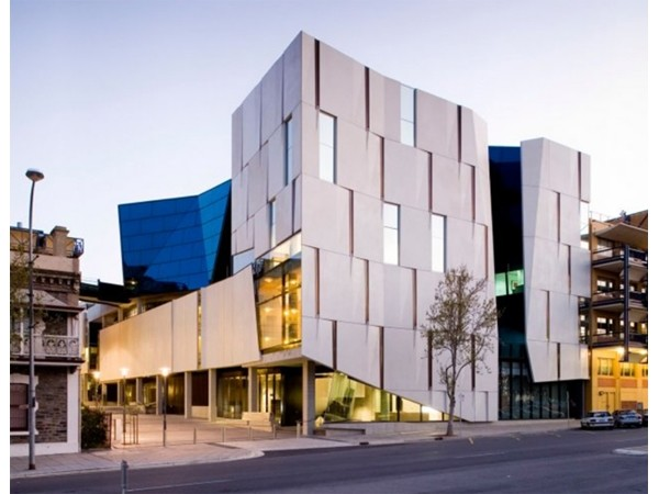 Concrete Building Panels : Five impressive australian buildings showcase potential of
