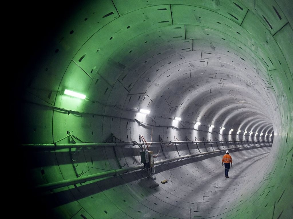 Arcadis To Co Design Sydney Harbour Metro Tunnel