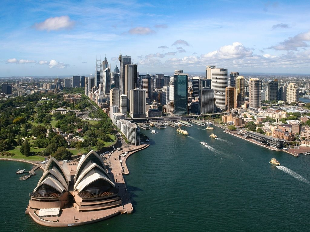 Sydney is once again the second most unaffordable city in the world for housing. Image: Wikimedia Commons