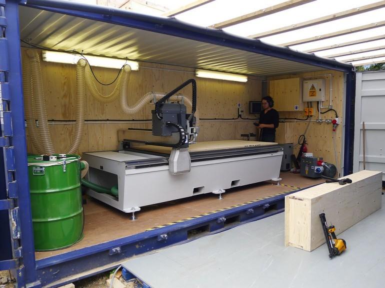 Revolution For Prefab Homes Moving Digital Fabrication