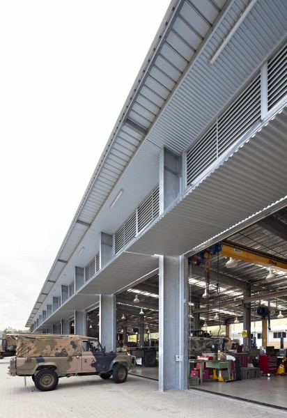 Designed For Defence North Queensland S Building Of The