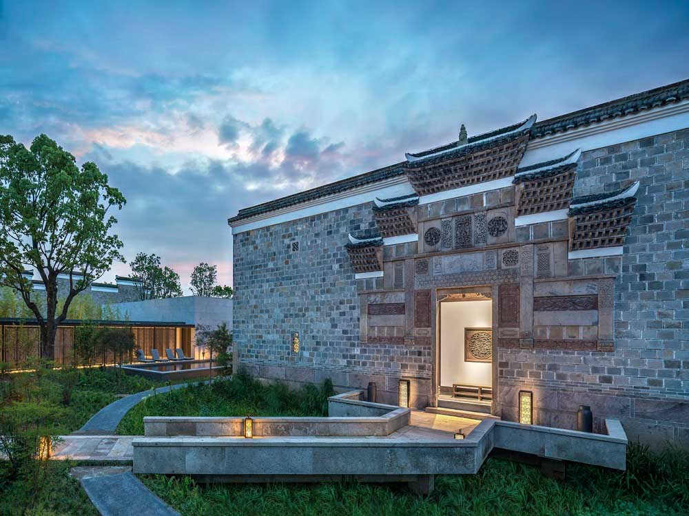 Kerry Hill Architects Designed Shanghai Resort Wins Aia