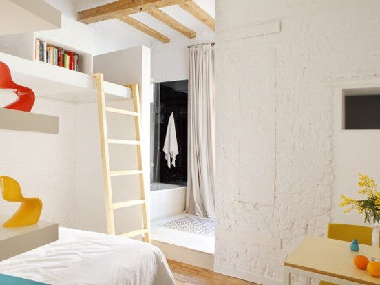 Life In Small Rooms: 5 Micro Apartments And How They Fit It All In |  Architecture And Design