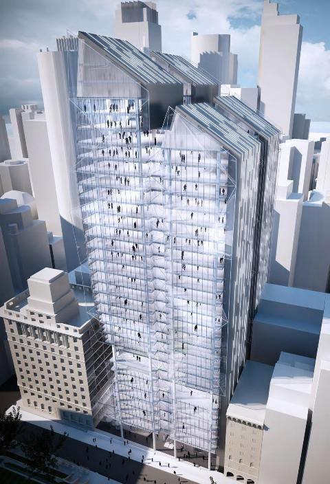 Major Tower Plans Considered Over Sydney S Wynyard Station