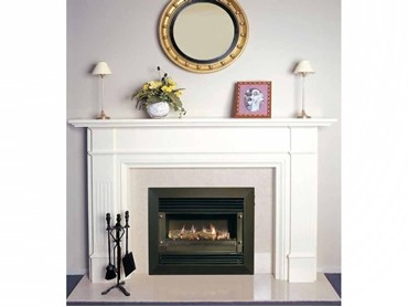 Real Flame Gas Fireplaces - Pyrotech Standard