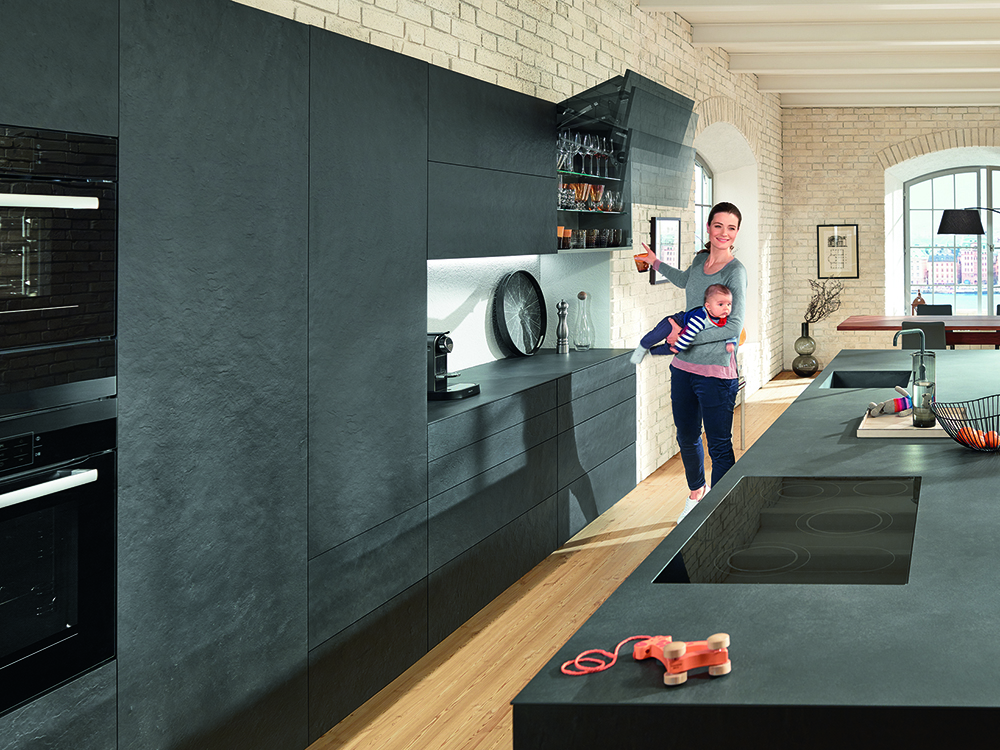Practical Overhead Cabinet Solutions For The Entire Home Architecture Design
