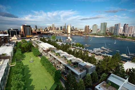 Breaking News Mab Unveils 1bn Docklands Residential