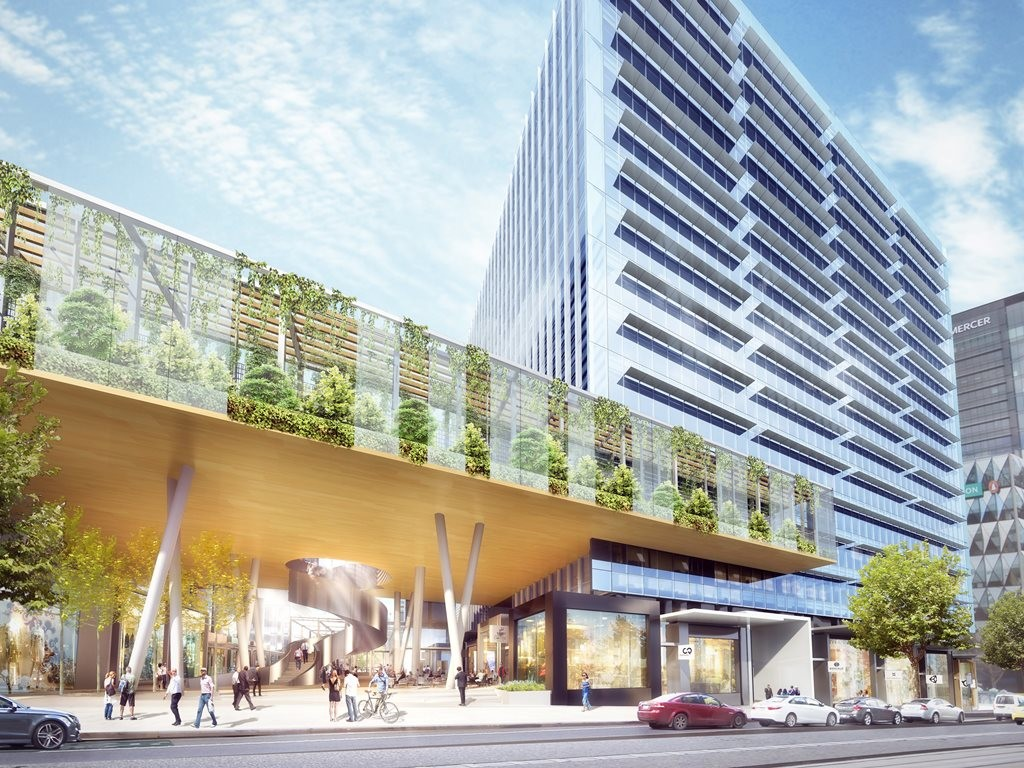 Lendlease Buy One Melbourne Quarter And Shore Up Its Sustainability Aspirations Architecture