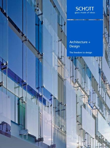 SCHOTT and Architecture Product Brochure