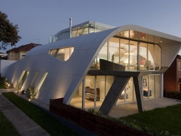 Sydney Building Designed Using Liquid Architecture By