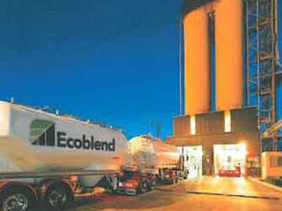 An environmentally sustainable alternative to cement — Ecoblend