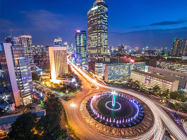 As Jakarta Sinks Indonesia Plans New Capital