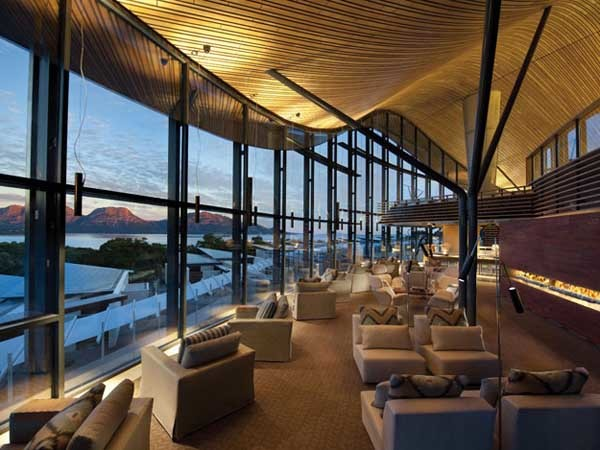 Lounge - Saffire Freycinet resort