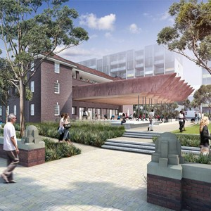 New Designs For Green Square Architect Proposes Extension