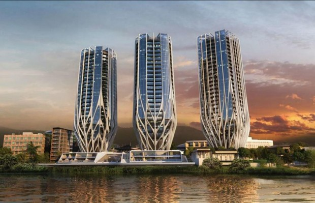 Brisbane voted a more beautiful city than sydney for Architecture firms brisbane
