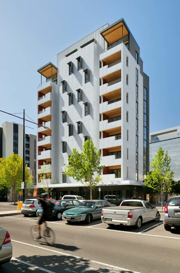 Forte By Lend Lease Commended At 2014 Sustainability