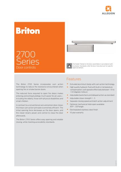 brio zero clearance 80 installation instructions