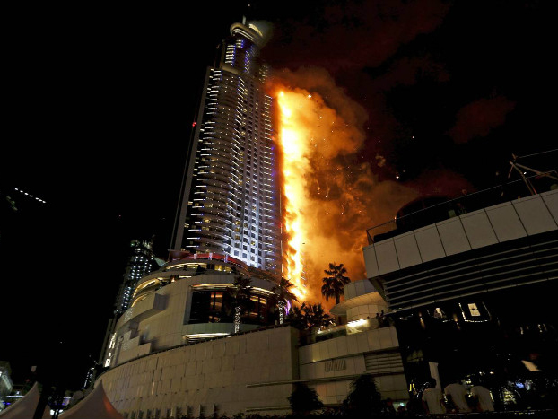 Cladding Fire Risks Have Been Known For Years Lives
