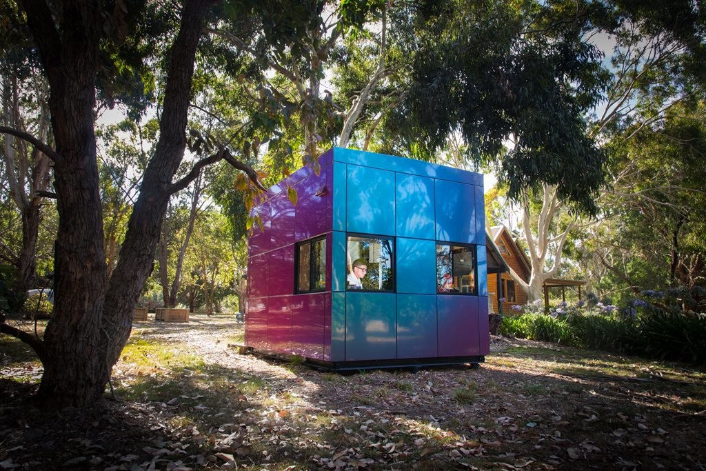 The Harwyn Pod: a picture of the burgeoning Aussie prefab industry