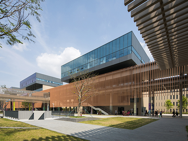 Rocco Design Architects completes Chinese University of Hong Kong campus