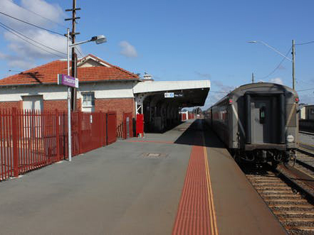 Shepparton residents are clearly disadvantaged by having far fewer daily train services to Melbourne than other regional centres. Image: Alex1991/Wikimedia, CC BY-SA
