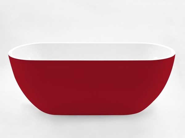 Kado Lure Petite bath in red